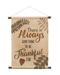 Thankful Always Wall Hanging