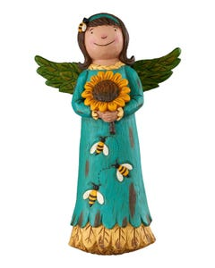 Busy Bees Garden Angel
