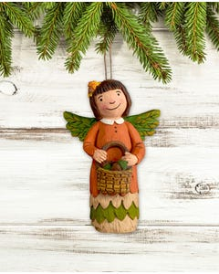 Seeds for the Future Angel Ornament