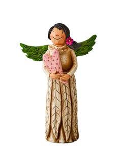 "Unconditional Love 8"" Angel Figurine"