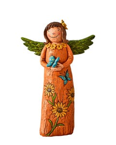 "It's a New Day 8"" Angel Figurine"