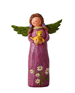 "Better Together 8"" Angel Figurine"