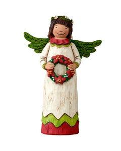 """Tis the Season 8"""" Angel Figurine"""