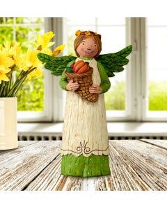 "Abundant Blessings 8"" Angel Figurine"